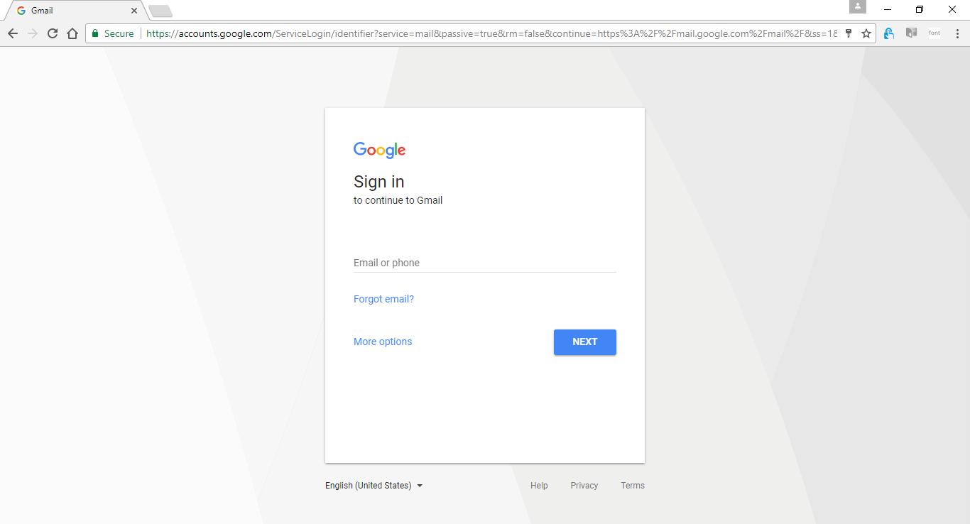 Những điều cần lưu ý khi tạo tài khoản Gmail mới