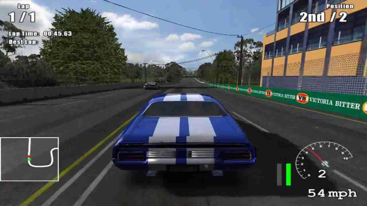game đua xe