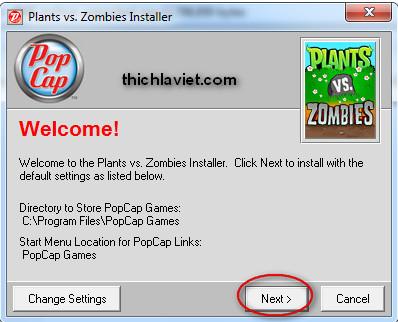 game Plant vs Zombies