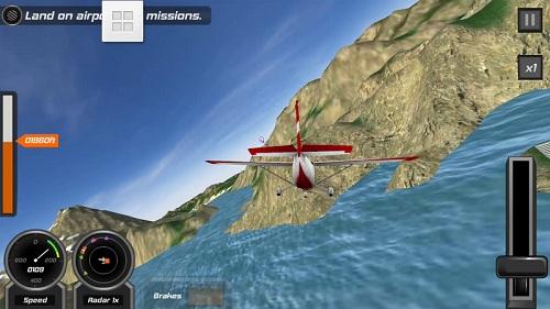 tải game bắn máy bay 3d