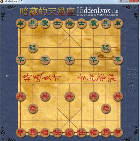 Game cờ tướng HiddenLynx
