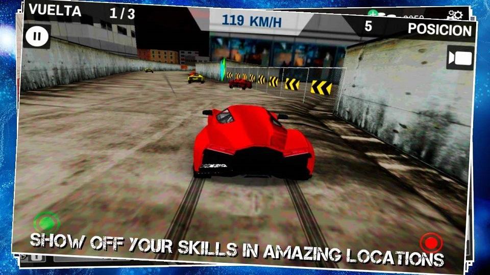 Tải game đua xe Racing Show với đồ họa 3D tuyệt vời