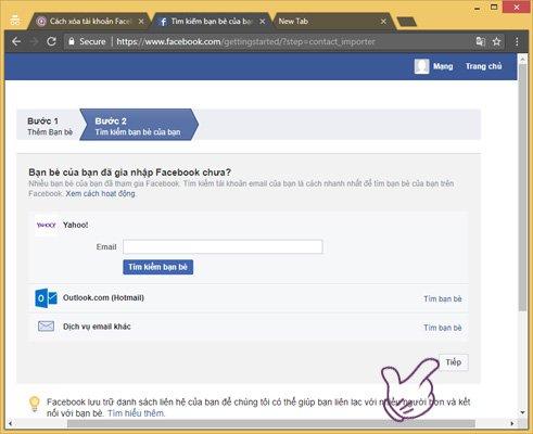 tao facebook cho nguoi moi