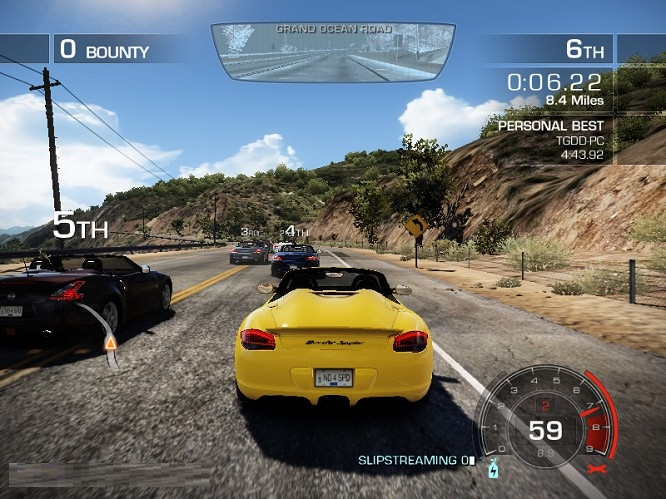 Tải game đua xe 3D Need for Speed 2