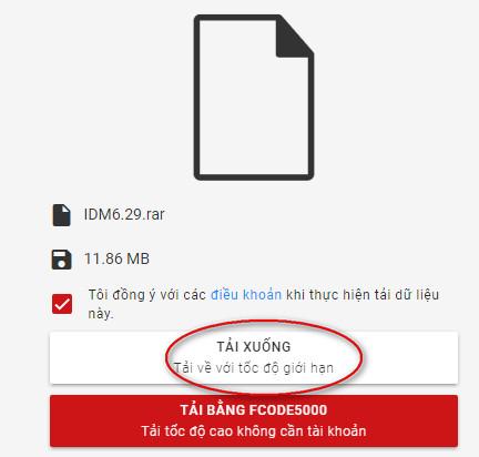 Cách tải IDM không cần cài đặt cho máy tính