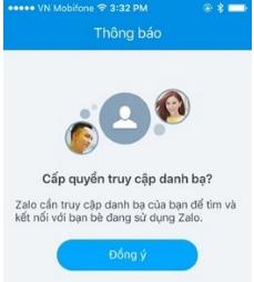 Cách đăng ký và đăng nhập Zalo trên điện thoại