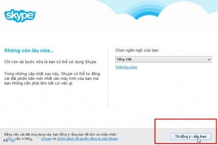 hướng dẫn cài đặt skype