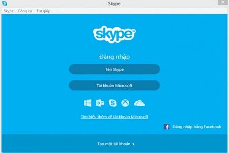 Tải Skype 8.31.0.92 phiên bản mới nhất