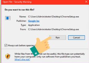 Cách tải trình duyệt Chrome, cài đặt chrome vào máy tính