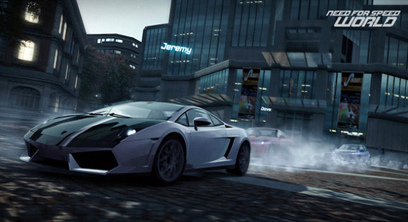 download game đua xe 3D Need for Speed 2