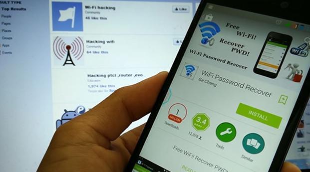 Lợi ích và tác hại khi sử dụng ứng dụng bẻ khóa wifi