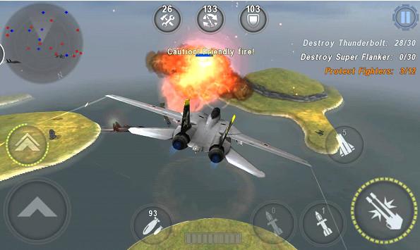 Tải trò chơi bắn máy bay về máy tính