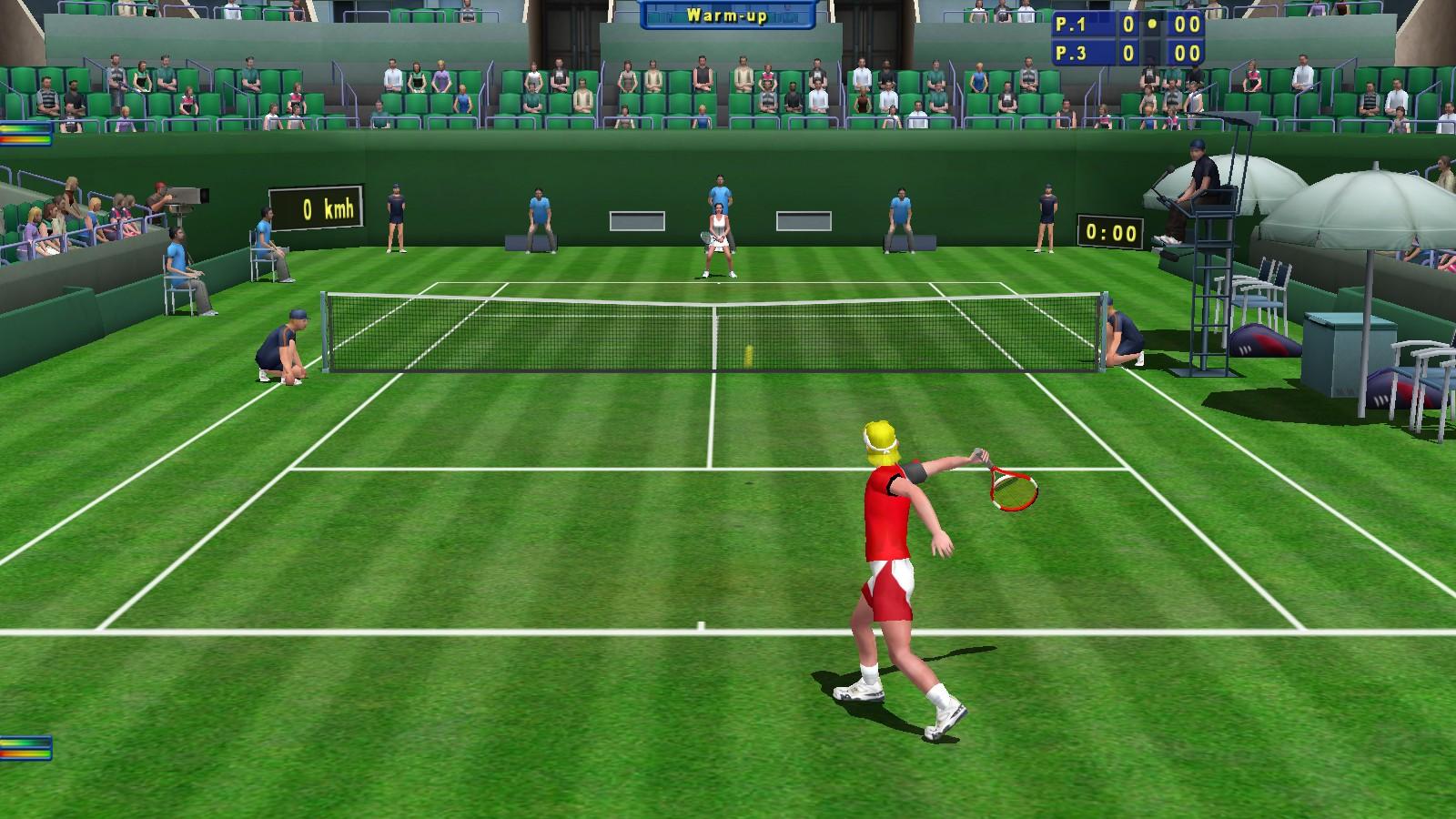 Tải game tennis offline về máy tính