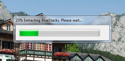 bluestacks 3 giả lập android trên PC