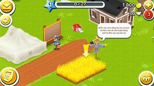 Chơi game nông trại hay day, hóa nông dân chính hiệu