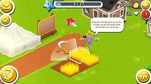 trò chơi nông trại hay day