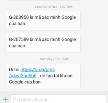 cách tạo tài khoản gmail hàng loạt 2018