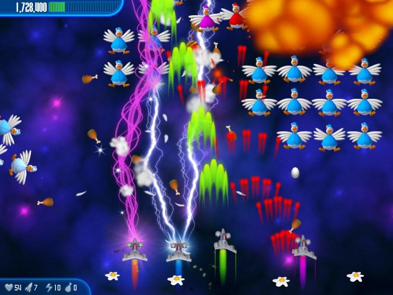 Tải game Chicken Invaders 3 offline cho PC