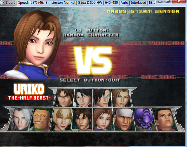 Download bloody Roar 3 mới nhất