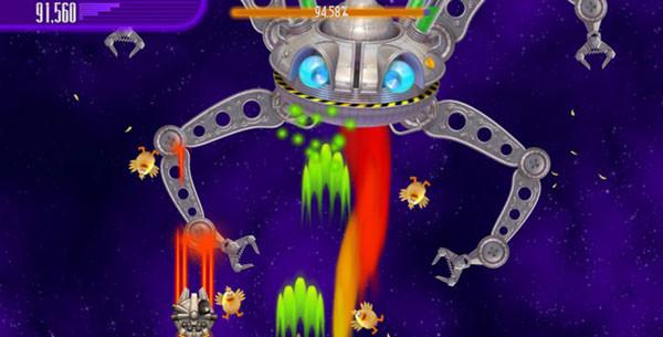 Tải game Chicken Invaders 4 về máy, game bắn gà hấp dẫn
