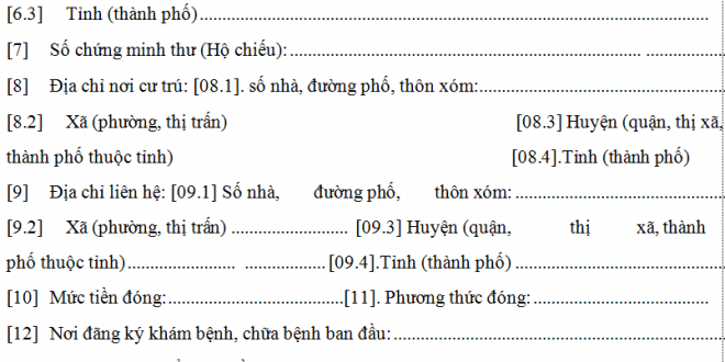02 mẫu tờ khai BHXH mà dân kế toán không thể không biết