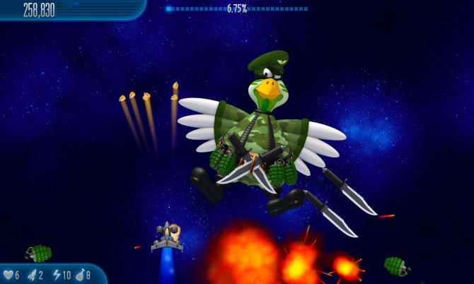 Tải game bắn gà Chicken Invaders 5 cho PC