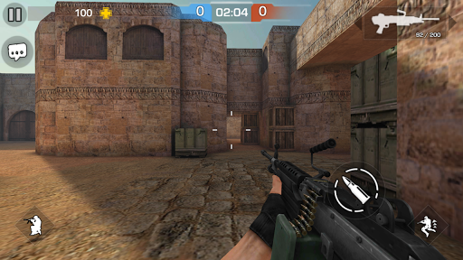 Counter Critical Strike