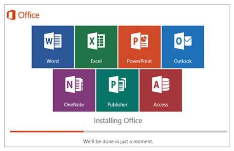 Tải bộ Microsoft Office 2019 cho Windows 10