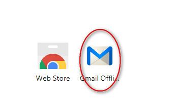Cách sử dụng gmail offline khi máy tính không có kết nối Internet