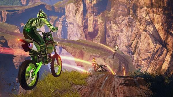Game Moto Racer 4