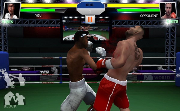 Game Real Boxing 2 Creed