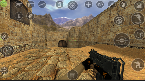 tải game Counter-Strike 1.6 cho Android