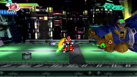 Download game megaman X7 cho pc (Link Fshare)