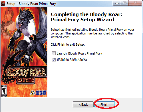 tải Bloody Roar Primal Fury