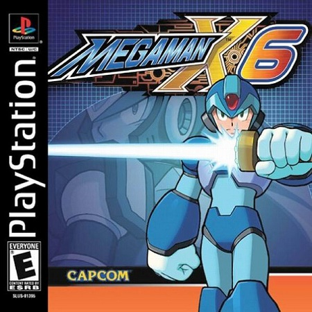 Game Mega Man X6