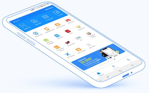 Tải và cài đặt ứng dụng ví điện tử Airpay miễn phí trên điện thoại