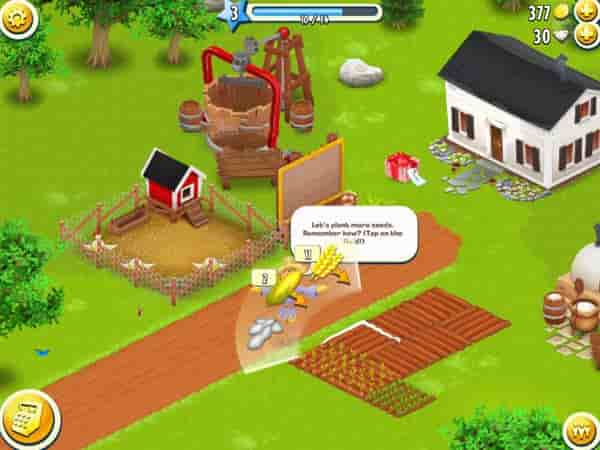 game nông trại online