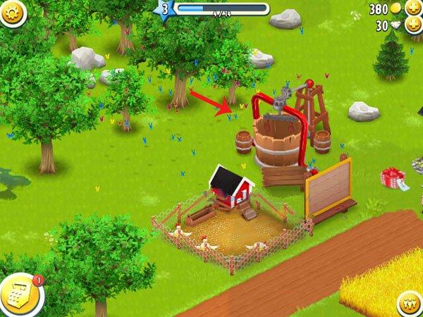 chơi game nông trại