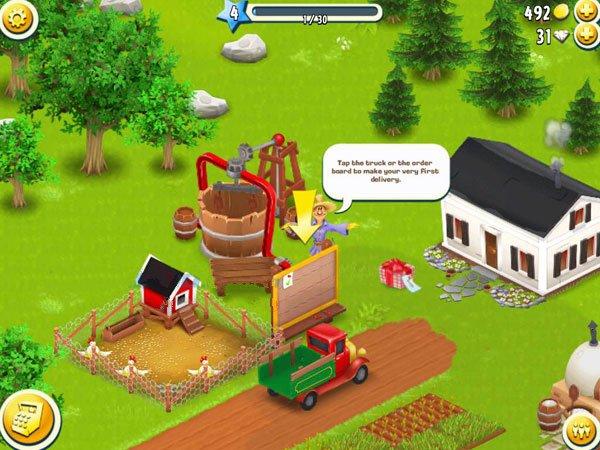 nông trại vui vẽ