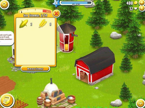 thu hoạch nông trại