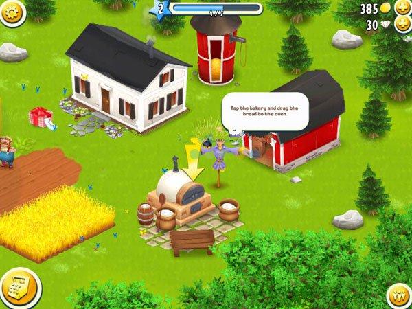 nông trại hay day