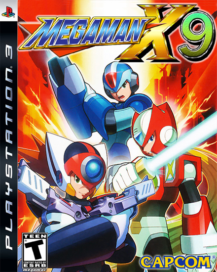 Link tải game Megaman X9 (1GB) - Download game rockman x9