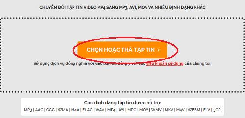 03 địa chỉ chuyển mp4 sang mp3 online không cần tải phần mềm