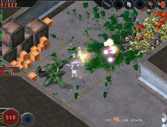 Download game bắn súng Alien Shooter 1
