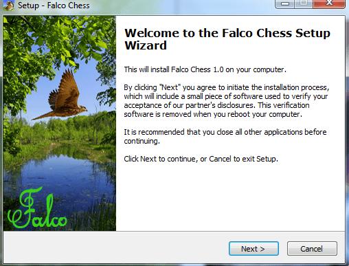 cài Game Falco Chess