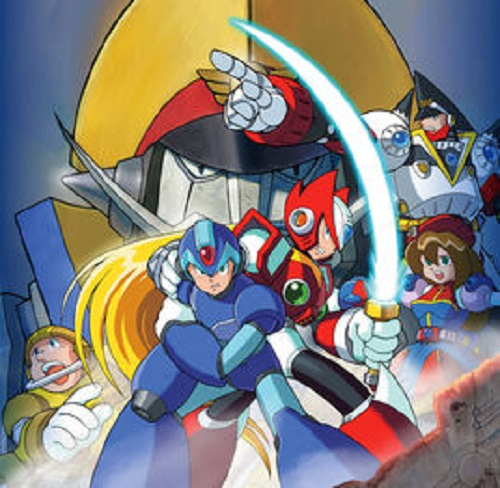 Download game Mega man X4, game của tuổi thơ!