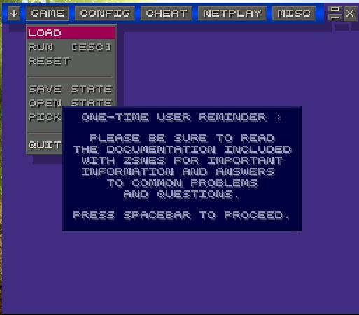 Tải phần mềm giả lập ZSNES để chạy các game cũ