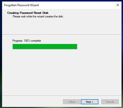 cách khôi phục mật khẩu windows 10
