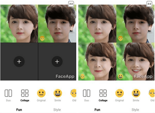 FaceApp cho Android