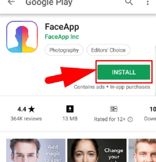 phần mềm chỉnh sữa khuôn mặt